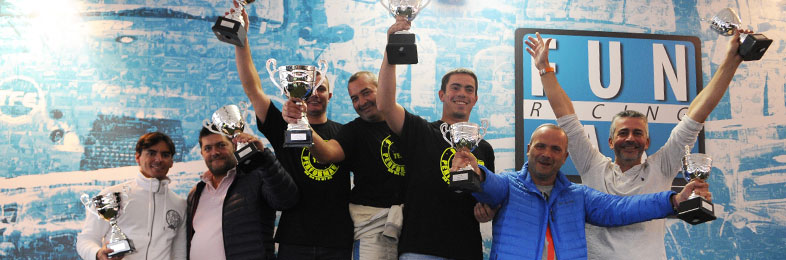 Podium Fun Cup - Magny-Cours 2014