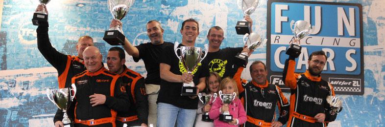 MITJET 2L Endurance - Saison 2015 - NOGARO - 17 octobre
