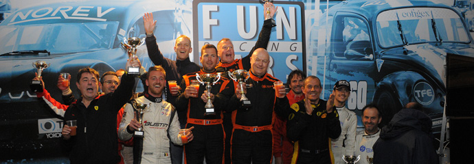 Podium Fun Cup - Magny-Cours 2016