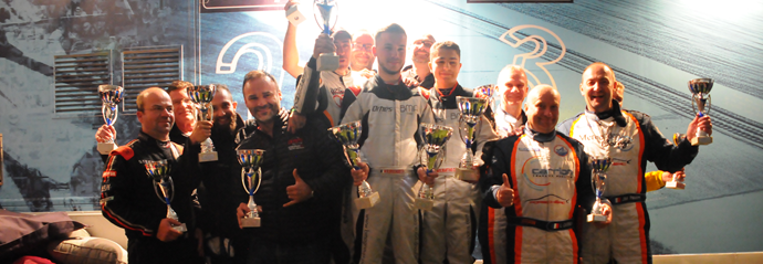 Podium Fun Cup - Magny-Cours 2018